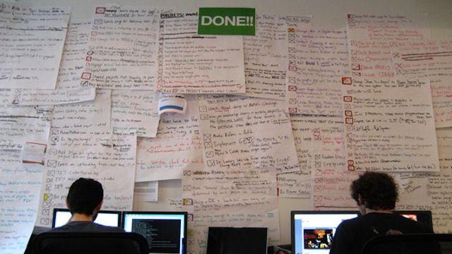 To-Doリストから終わったタスクを削除したり、ノートからそのページを破って捨ててしまうのではなく、それらの終了タスクをDoneリストへ移し...