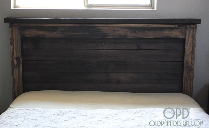 headboard out of laminate flooring 2