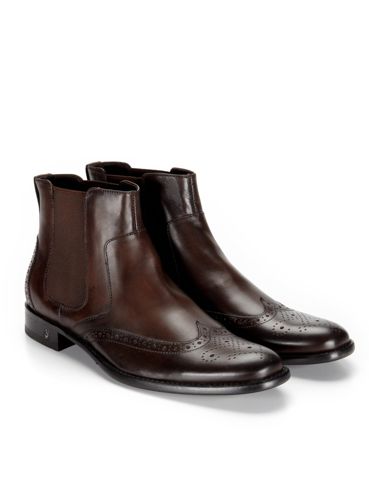 Varvatos chelsea boot