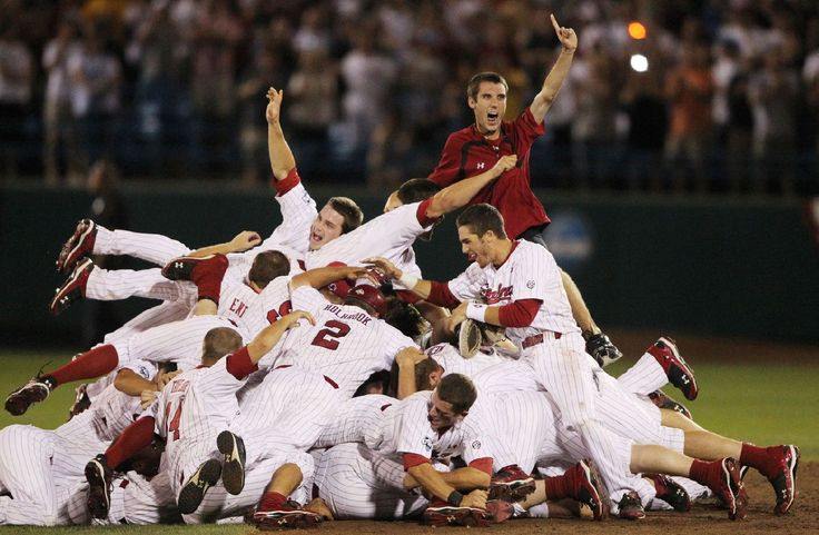 The dog pile!
