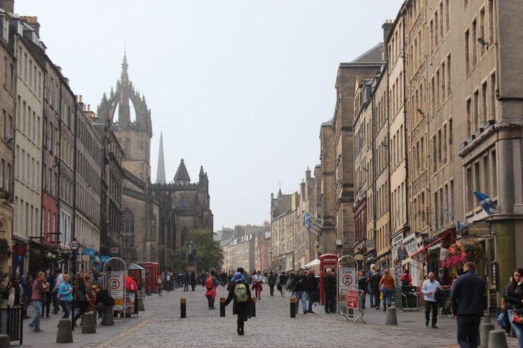 Travelguide: Edinburgh, Schottland. | enemenemimi.com