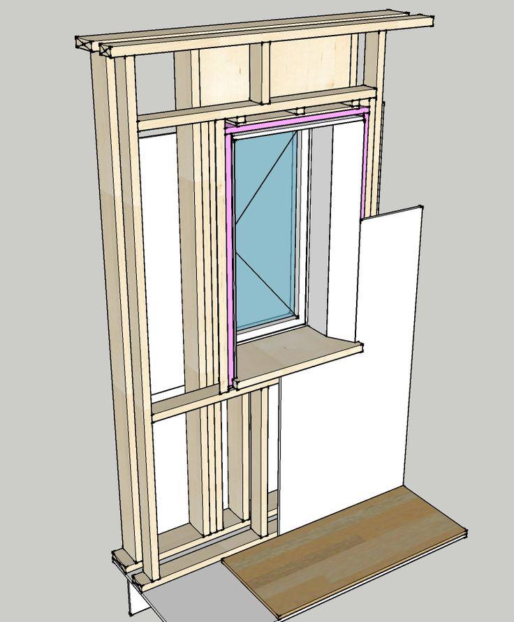 Image result for drywall return sill detail Ideas basement - schüller küchen händlersuche