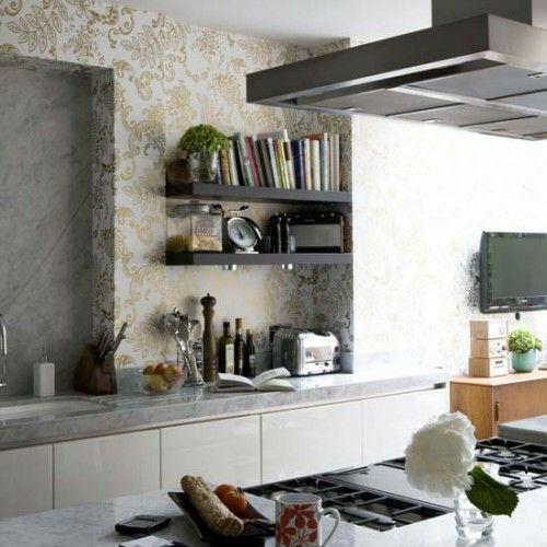 Küchenspiegel ideen  77 besten Küchenrückwand / Spritzschutz Küche Bilder auf Pinterest ...