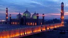 Badshahi Mosque, Lahore  My Tryst with Lahore by Ayushmann Khurana & Aparshakti Khurana