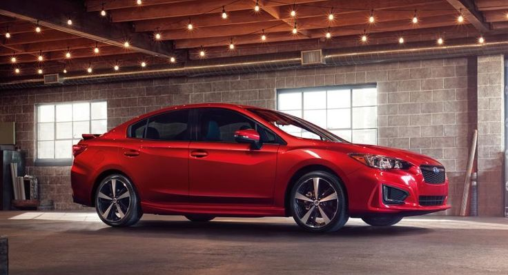 The 2017 Subaru Impreza Sport: This Is It