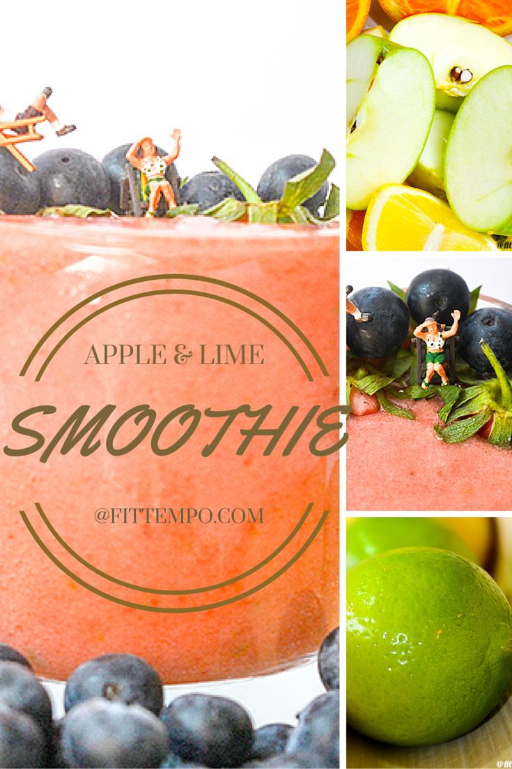 Limes are....fat and cholesterol free, low in calories, good source of fibre and high in vitamin C.  Limes are perfect in all types of drinks check out my Apple & Lime Smoothie at www.fittempo.com