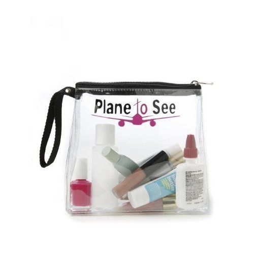 "Just got this and love it!  Trendy Cool ""Plane to See"" TSA Compliant Clear Travel Size Toiletries Bottles Carry On Cosmetics Zippered Bag Case by Miamica, http://www.amazon.com/dp/B003Y0G2TG/ref=cm_sw_r_pi_dp_F2Acqb0MB3TP1"