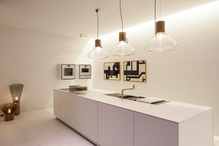 Bulthaup b3 keuken inrichting design lampen for Interieur maddens