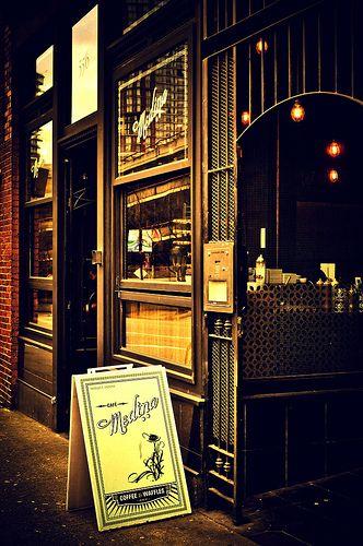 Cafe Medina - Vancouver, BC