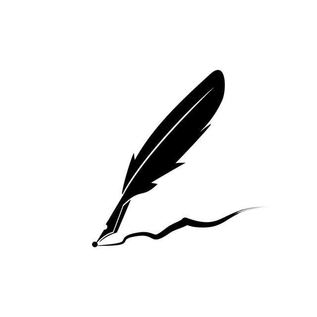 Stylo Plume Encre Icone Illustration Isole Vecteur Signe Symbole Clipart De Plume Icones De Plumes Signer Des Icones Png Et Vecteur Pour Telechargement Gratu Pen Icon Feather Icon Icon Illustration