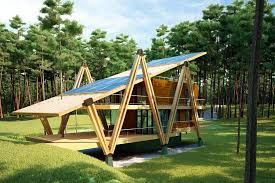 wood roof shape - Buscar con Google