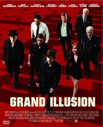 グランド・イリュージョン[DVD] 見た映画のなかですごくいい映画だった