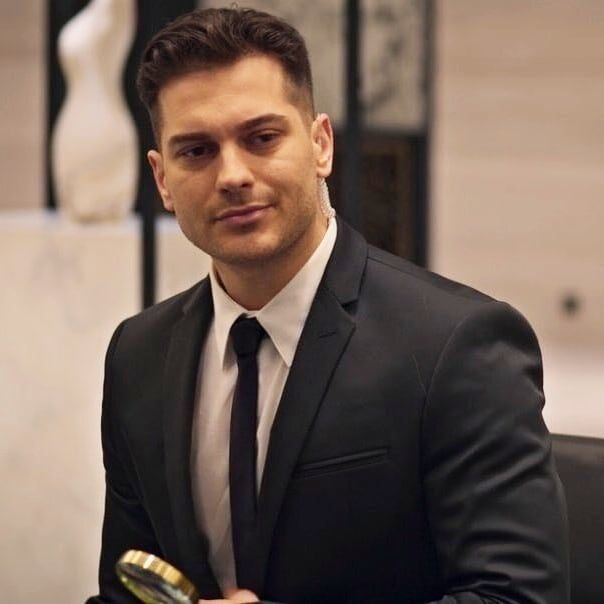 Cagatay Ulusoy Aktor Unluler Erkek Sac Modelleri