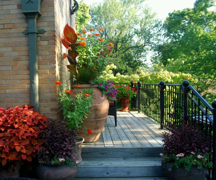 13 best images about beautful garden design on pinterest for Garden design ideas canada