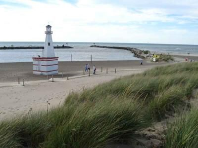 New Buffalo, Michigan   Great place for a vacation!!