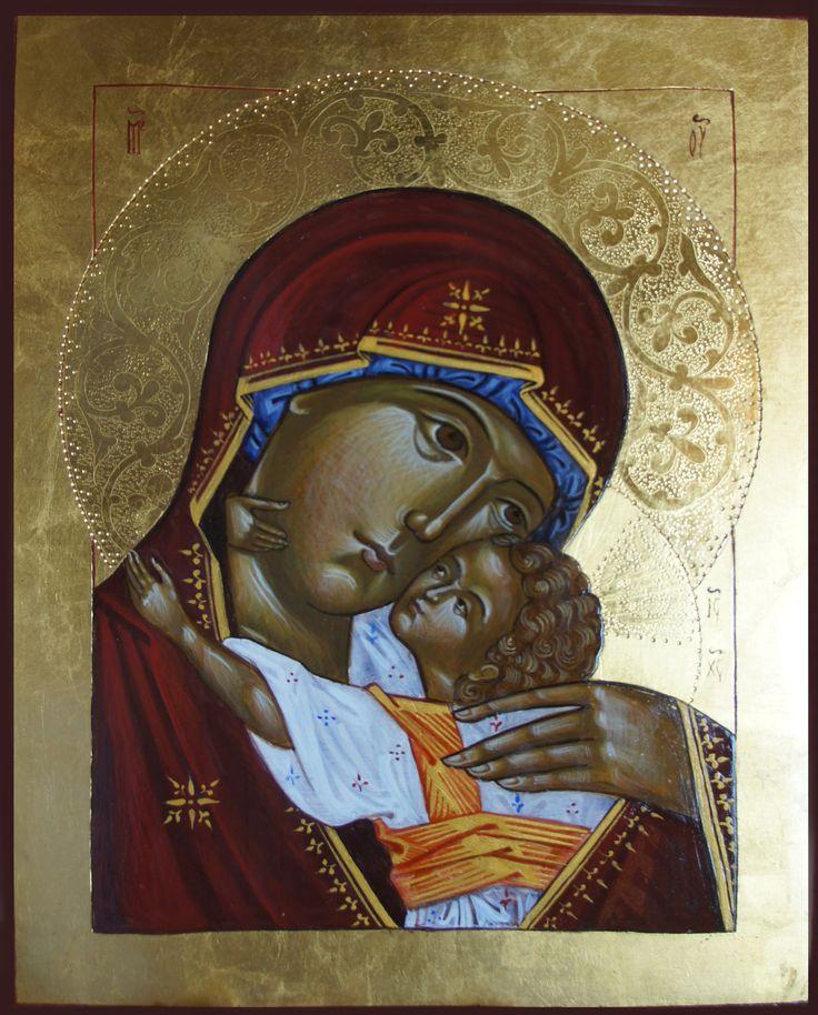 Eleusa Pracownia ikon Serca Jezusowego Katarzyna Perkowska