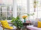 Mobília tradicional ganha vida nova com cores