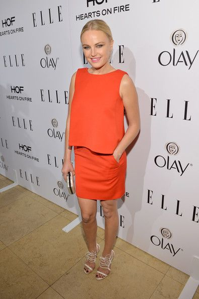 Malin Akerman - ELLE's Annual Women in Television Celebration