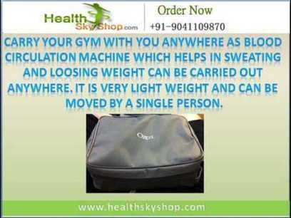 Buy online Blood circulation machine, Purchase online from healthskyshop.com