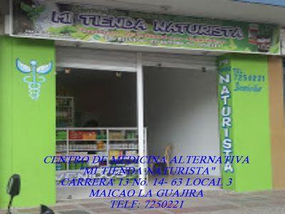 "Mi Tienda Naturista: CENTRO DE MEDICINA ALTERNATIVA ""MI TIENDA NATURIST..."