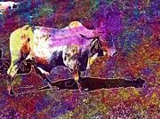 "New artwork for sale! - "" Boi Farm Cattle Veal About Cow  by PixBreak Art "" - http://ift.tt/2uBxYSl"