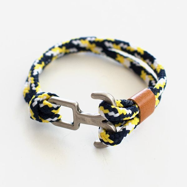 For The Gents: Handmade Bracelets from Rocaille