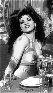 John Leguizamo as Chi Chi Rodriguez in To Wong Foo Thanks For Everything, Julie Newmar.