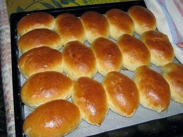 Самые вкусные рецепты: Пирожки с капустой и яйцом