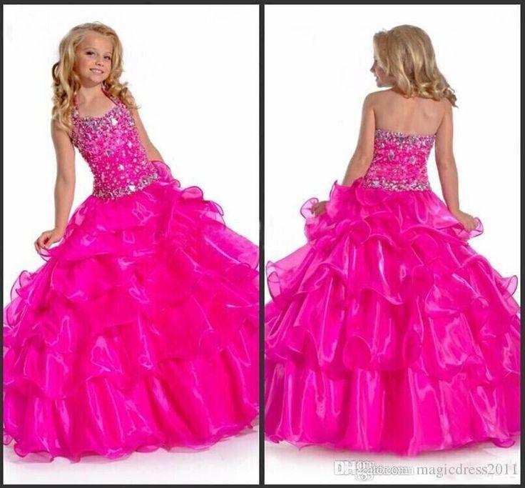153 best Little girl\'s Pagent Dresses images on Pinterest | Bohemian ...