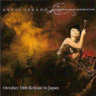 4880 - Annie Lennox - Songs Of Mass Destruction - Japan - Promo CD - CDR - https://www.eurythmics-ultimate.com/4880-annie-lennox-songs-mass-destruction-japan-promo-cd-cdr/