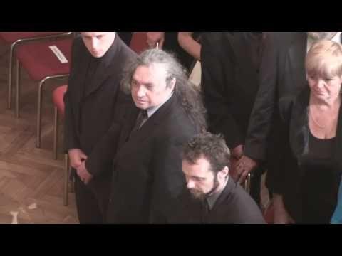 Pohřeb Waldemara Matušky (†76)
