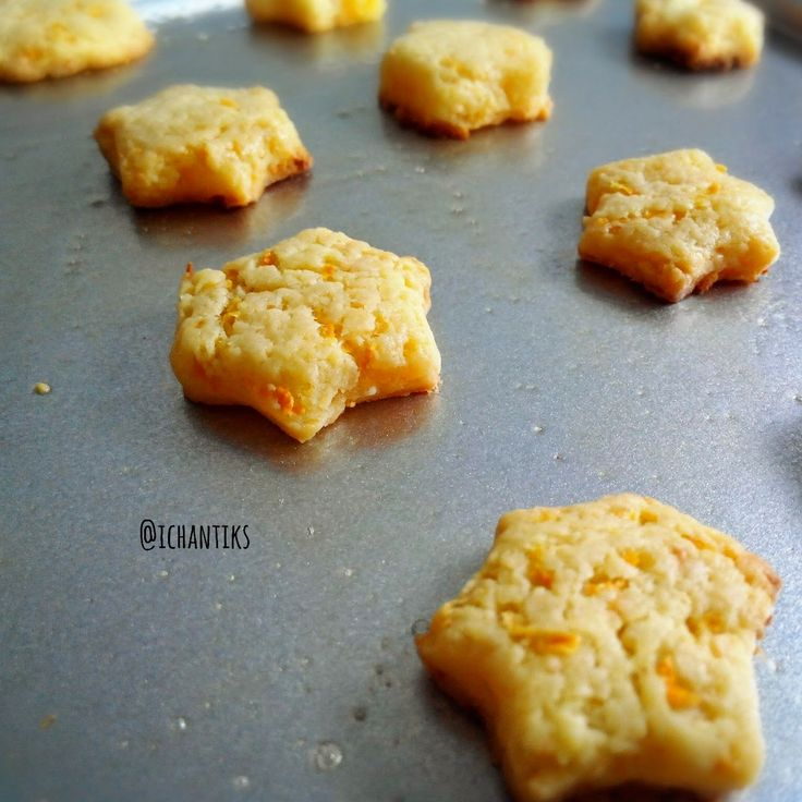 Resep MPASI: O-Ye Cookies (8m+) ala Mommy Anya   Cerita Mami Kenzie
