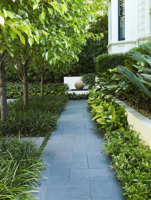 pot #waterfeature   contemporary garden oasis