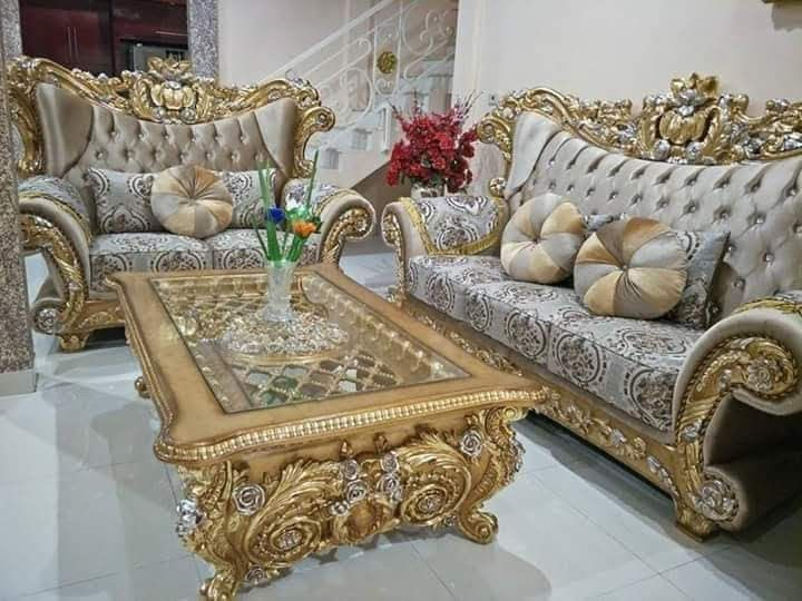 Jual Sofa Klasik Modern Minimalis Jepara Harga Murah Model ...