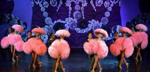 Fino al 2 dicembre le ultime rappresentazioni di Bonheur al Lido de Paris!