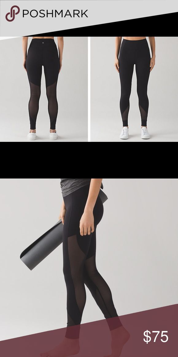 "NWT lululemon pant! Hot like angi pant in size 6. 28"". Brand new still in bag. Unfortunately Final sale online. can't return. These feel so nice but too small! lululemon athletica Pants Ankle & Cropped"
