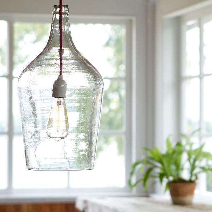 Demijohn Pendant Lamp