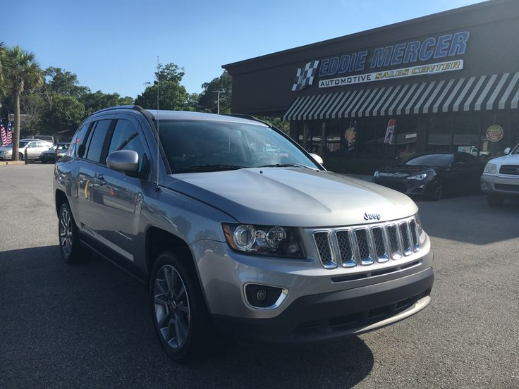 Used 2014 Jeep Compass Limited FWD SUV for sale in Pensacola, FL