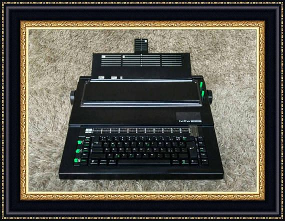 🔷 EUR 69.00   Brother CE-60   Vintage Electric Typewriter   Taiwan 1980s   Very Good Condition   🔶 Buy it Now or Make an Offer!   Worldwide Shipping ✔ FREE to 25 Countries in Europe   ♦mad-mouse.com   #MadMouseAntiques #ebay #ebayshop #ebayseller #typewriter #typewriting #brother #writing #writer #schreibmaschine #officedecor #design #home #homedecor #homesweethome #homedesign #homestyling #vintageoffice #vintagedecor #interiors #interiordecor #interiordesigner