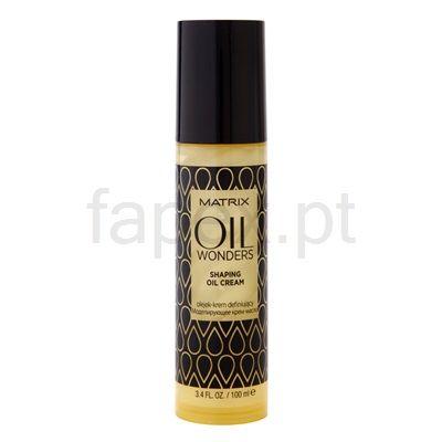 Matrix Oil Wonders Oil Cream para modelação | fapex.pt