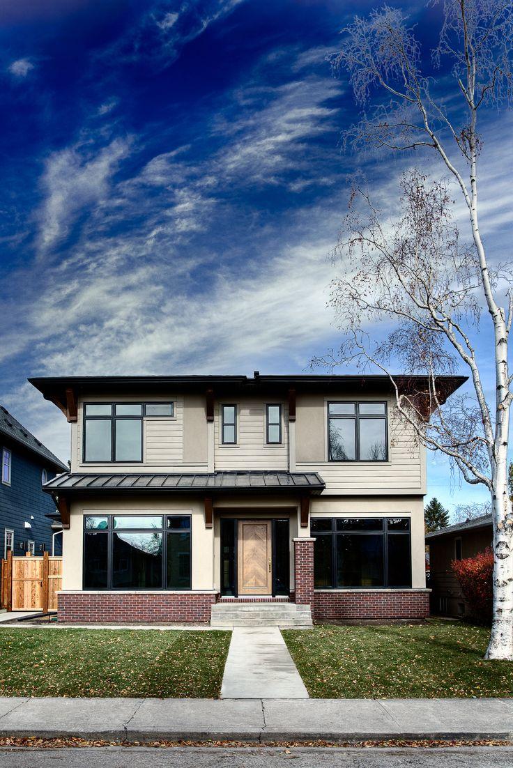 Elboya Custom Exterior By Veranda Estate Homes Inc Custom Homes Custom Home Designs House Design