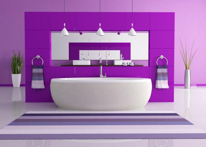 27 best purple bathroom design ideas images on pinterest bathroom ideas room and bathroom colors