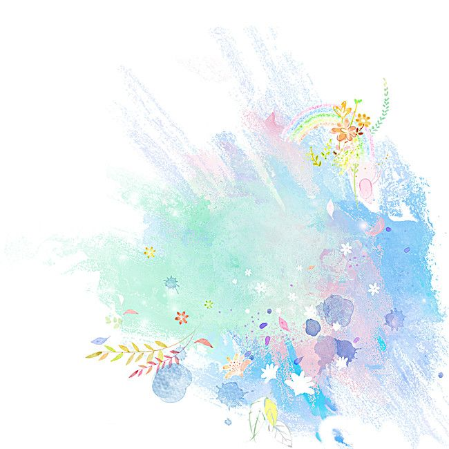 Watercolor Splash Design Snow Background In 2020 Watercolor