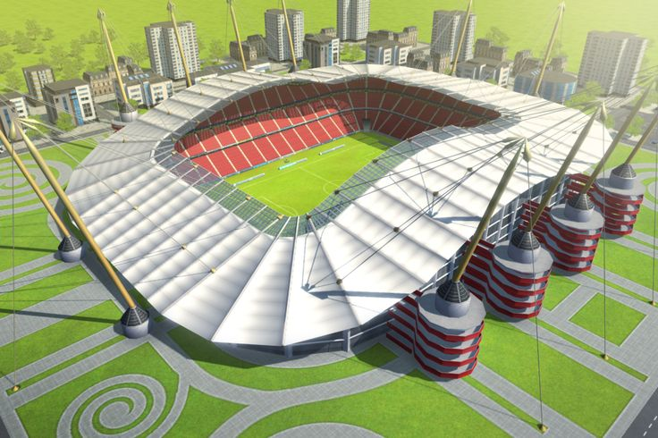 If you fancy tarting up your stadium in Football Kicks Title Race, gaining more fans and earning more revenue then why not get the Stad de Triomphe?  This magnificent beast will hold 75,000, bring you a maximum of 52,500 coins and increase your rep by 20%!  Très bon.   #football #soccer #premier #league #titlerace #mobile #video #games #sports #stadium #ios #android #win #trophy  http://www.dmc-ops.com/fk2storelink.php