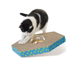 Cat Wobble and Scratch Pad
