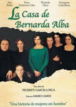 23 best historias de mujeres images on pinterest movies cinema la casa de bernarda alba mario camus espaa 1987 despus de fandeluxe Images