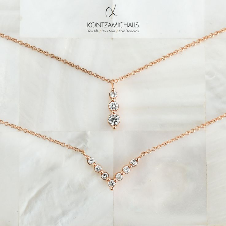 There is only one thing better than a diamond… More diamonds! #KontzamichalisJewellery
