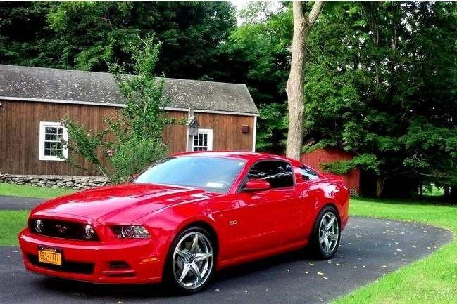 Tom Dalton's  2014 Ford Mustang GT