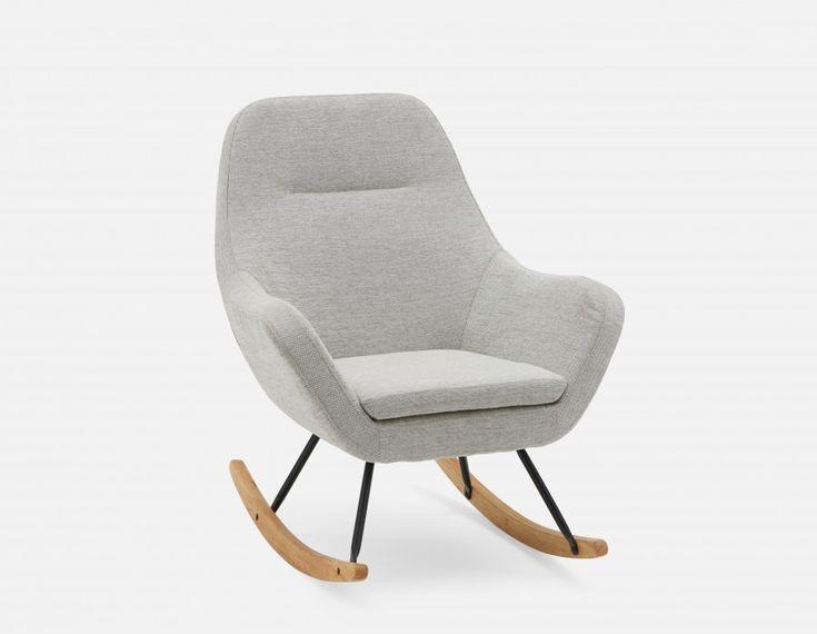 Fauteuil Bercant Chaise Bercante Chaise A Bascule Chaises Bercantes Modernes