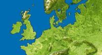 Toporopa: Juegos de Geografía de Europa y España
